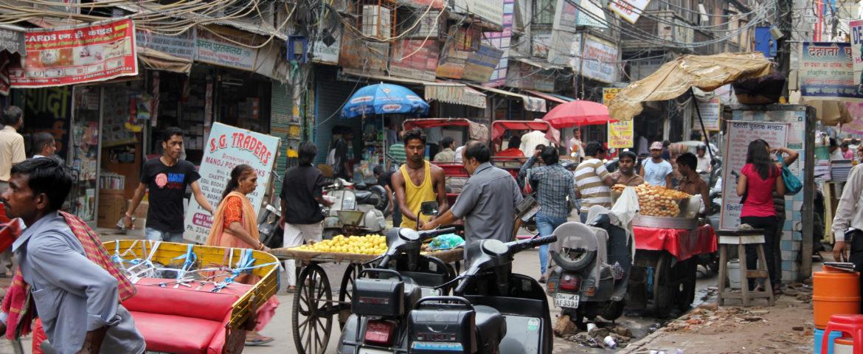 Un séjour type en Inde